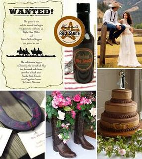 western themed events wedding ideas inspiration