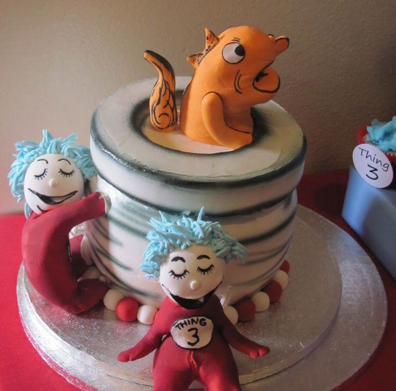 Suess Cake