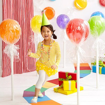 Candy Land Party Ideas & Inspiration | The Sendo Blog