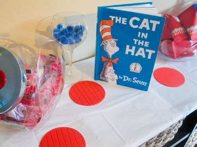 dr seuss birthday party ideas favors decor