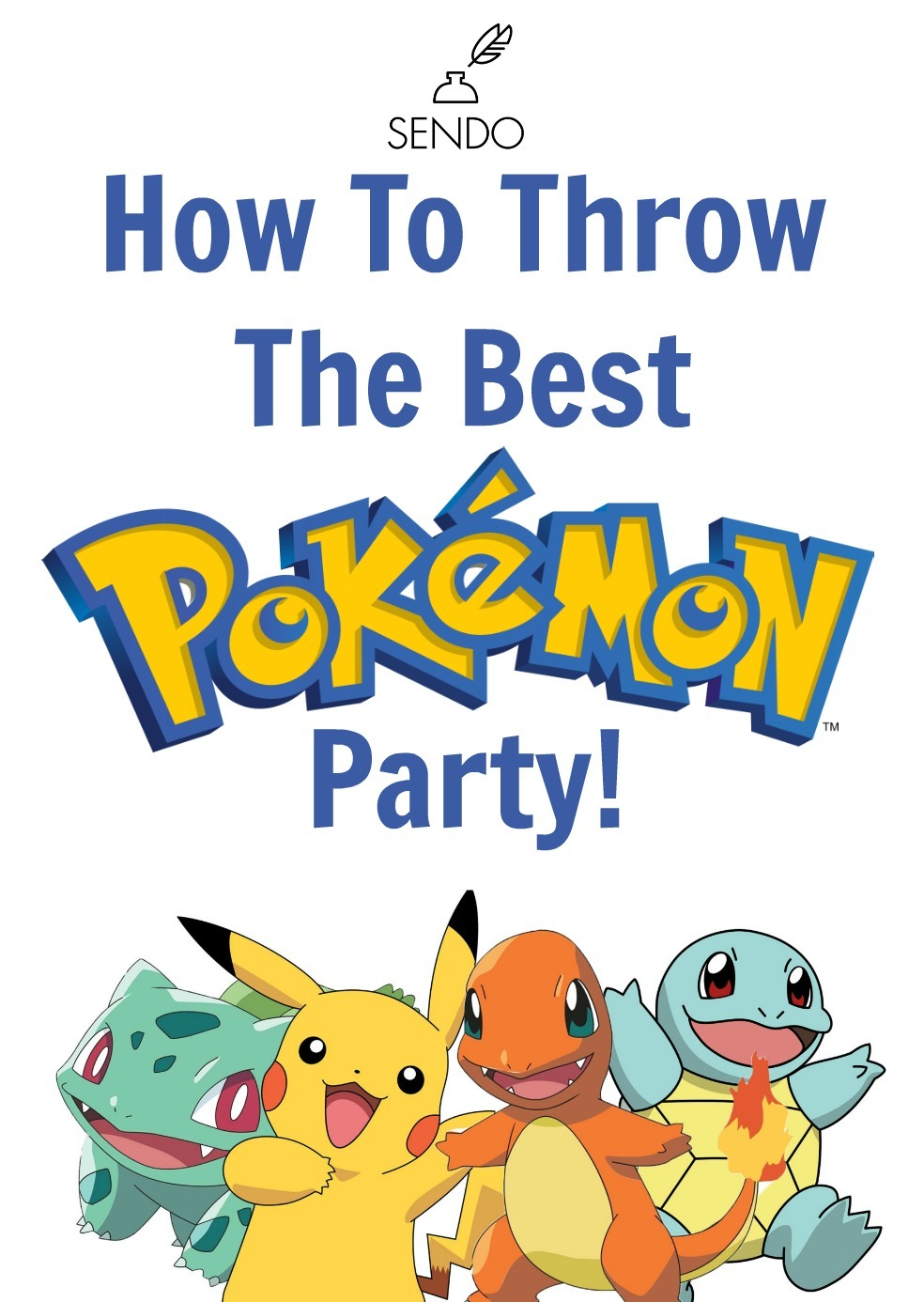 How To Throw The Best Pokemon Party