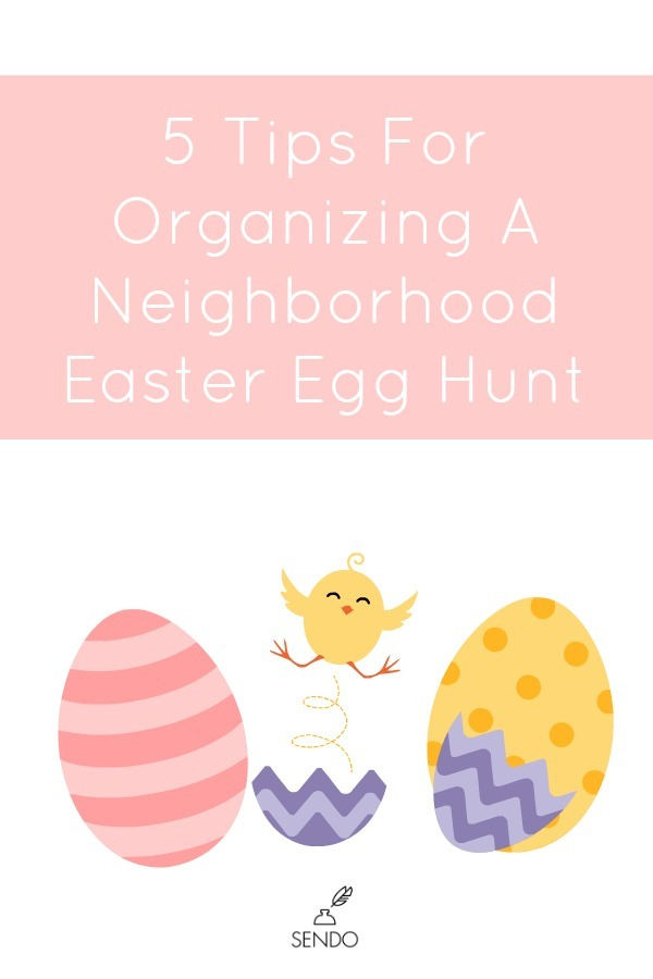 Organize the best Easter egg hunt with these tips!
