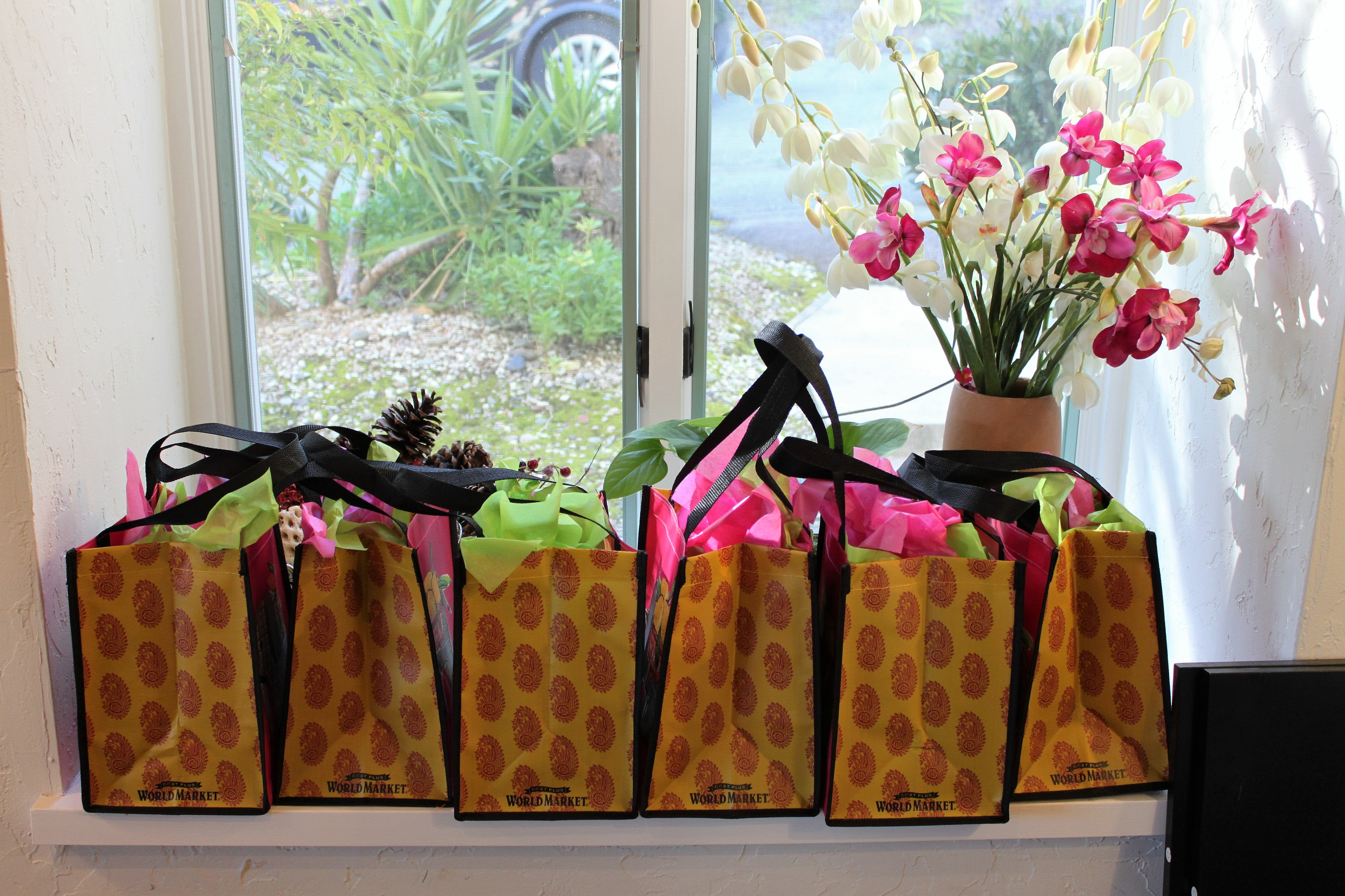 Bollywood Gift Bags