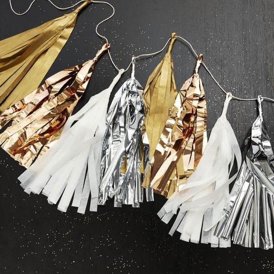 Party Trends Metallics