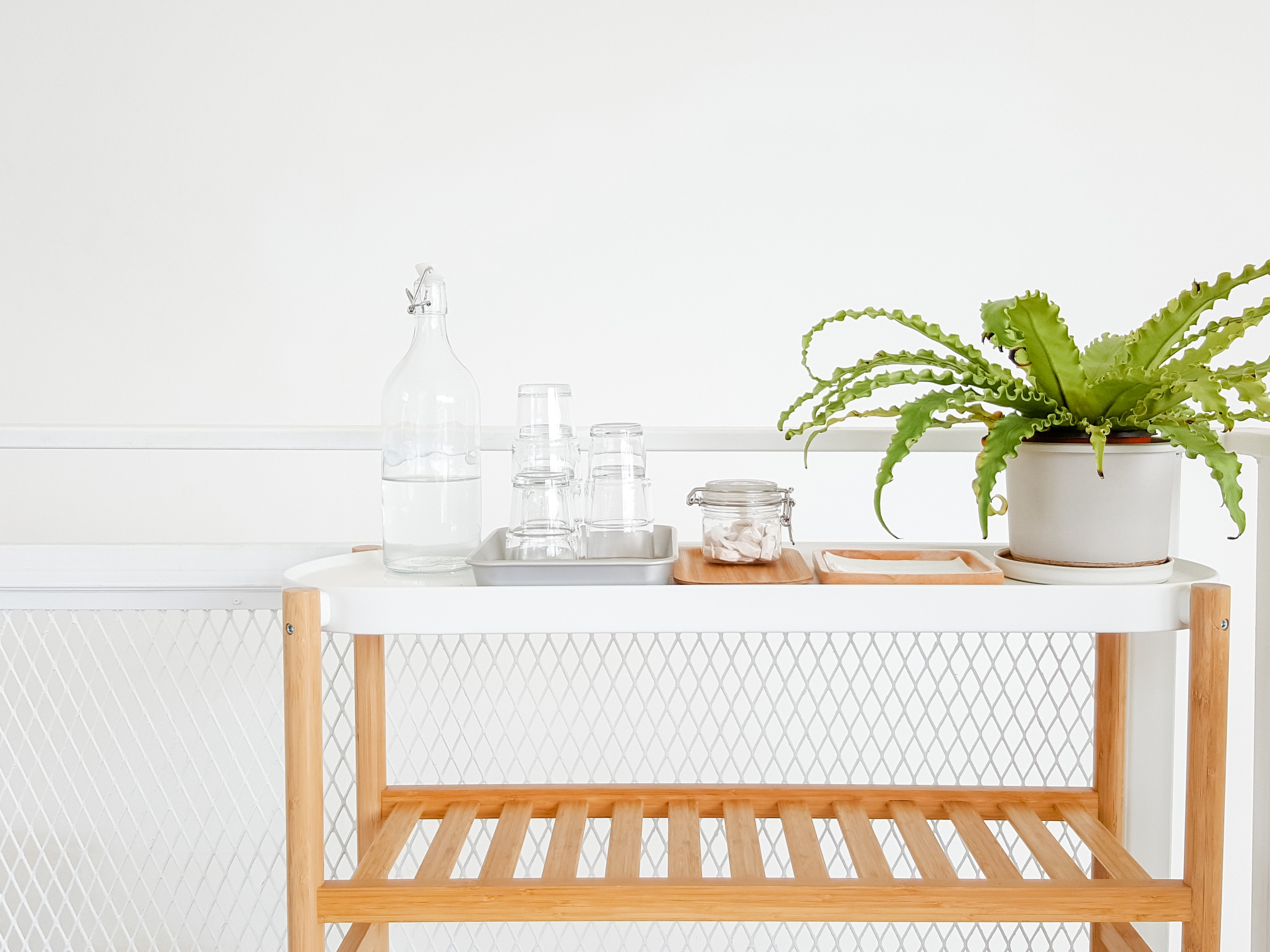 Non-Toxic Post Party Clean Up Ideas