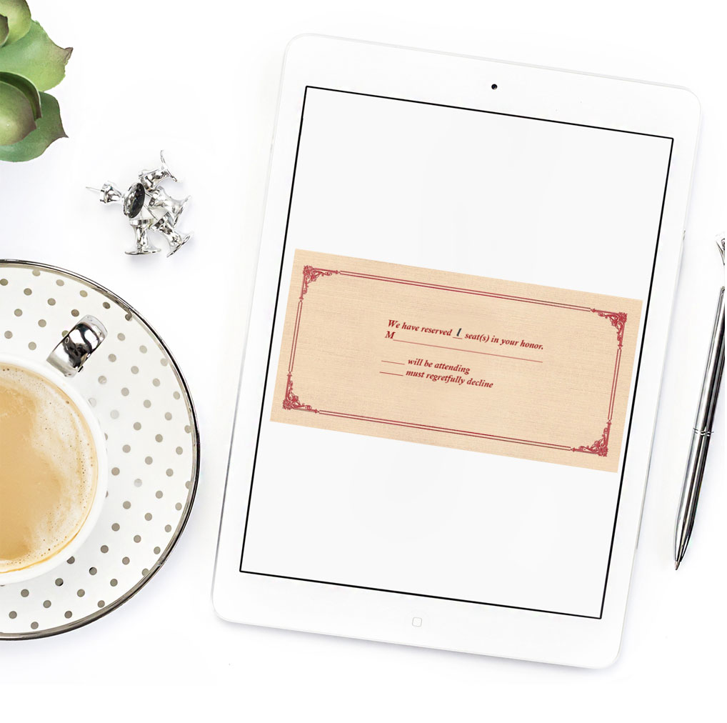 "How to Write Clear and Elegant ""Plus One"" Wording for Your Invitations #invitations #plusone #invitationwording #etiquette"