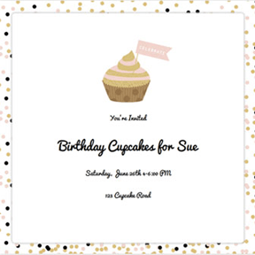 Online Birthday Invitations