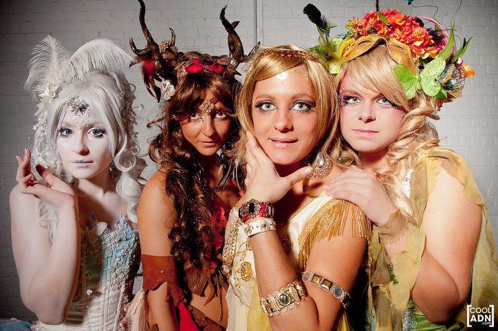 Four Seasons Party Theme