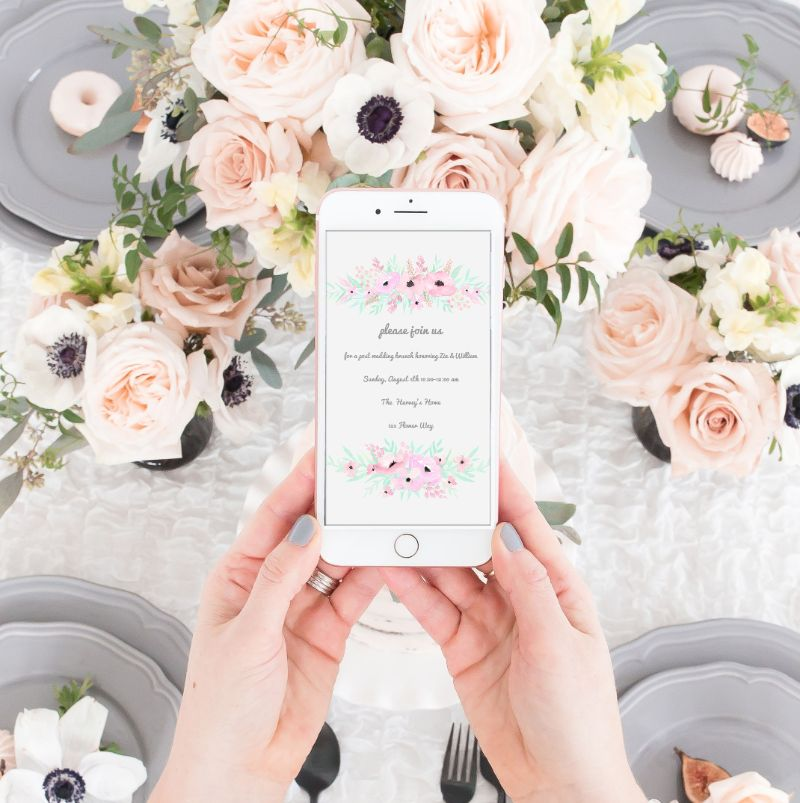 Your wedding will not leave a carbon footprint with these wedding ideas and suggestions #ecowedding #weddingtips #weddingplanning #invitations #weddinginvites #sendomatic