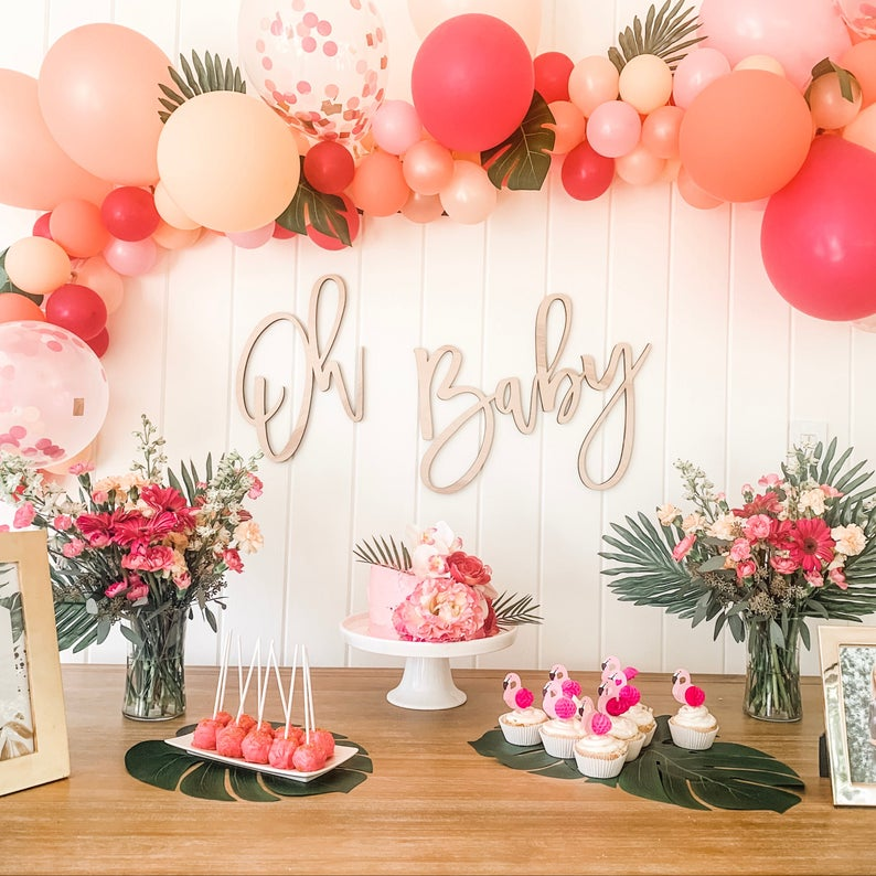 How to decorate for a memorable virtual baby shower | Sendo