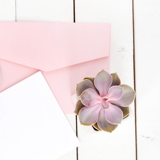 Animated Envelope Invitation