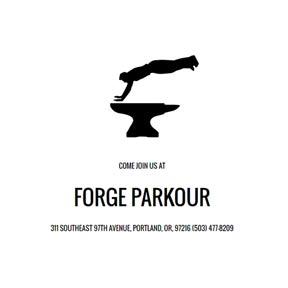 Forge Parkour Invitation