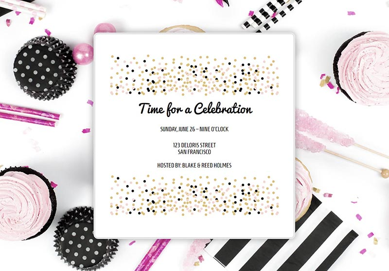 Birthday Invitation Wording to WOW Your Guests | Sendo Invitations