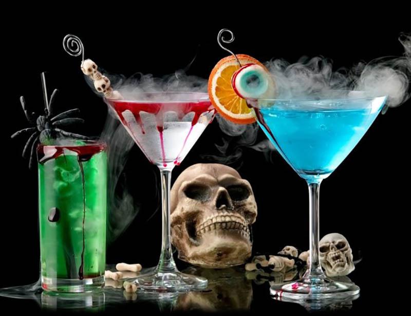 Poisonous Potion & Devilish Delights Party Theme   Sendo Invitations