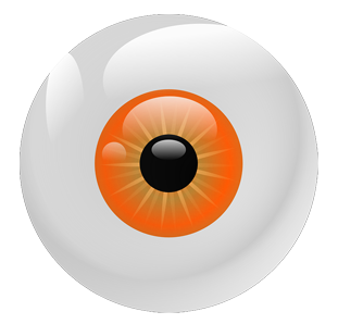 Halloween Eyeball