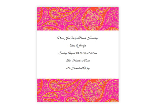 Online Wedding Invitations For The Modern Couple Sendo