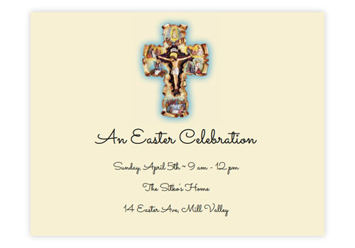 Easter Invitations