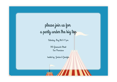 fun online kids birthday party invitations