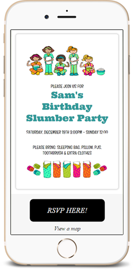 Electronic Invitations For Parties And Business Events